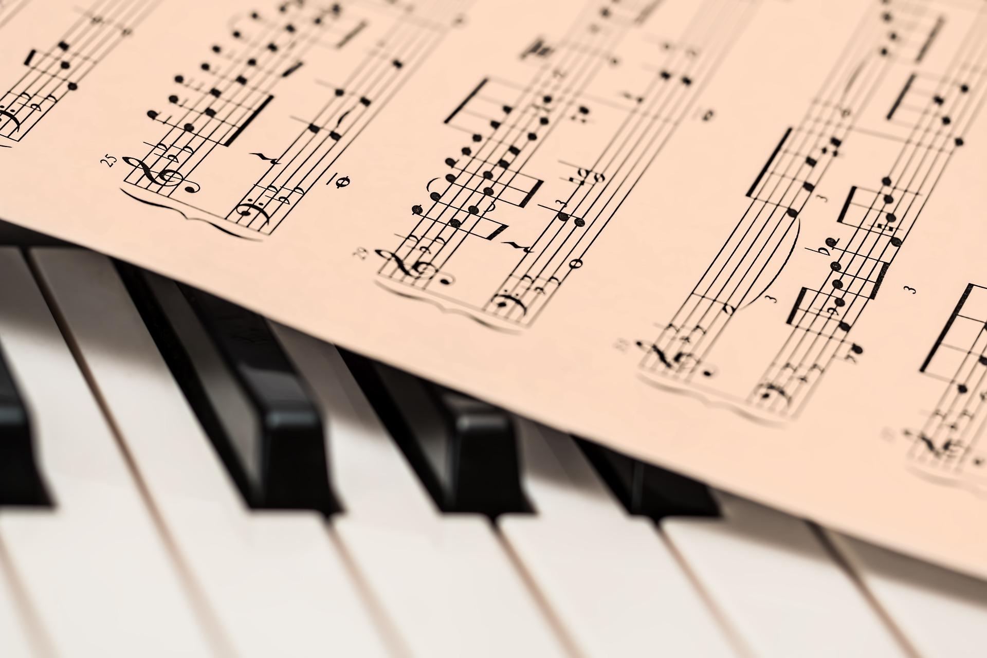 Des musiciens…
