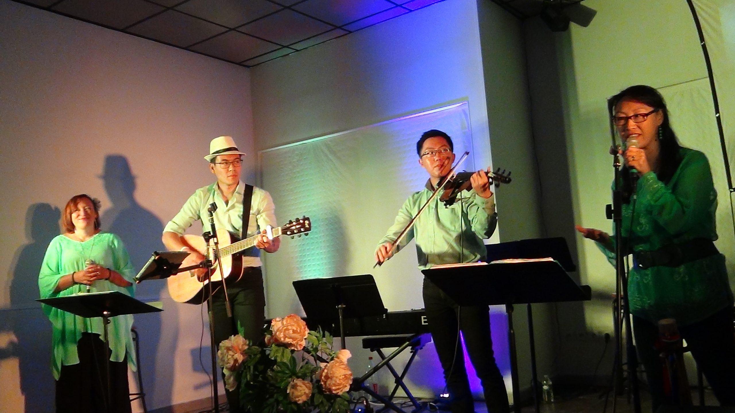 Café-concert à Claye-Souilly